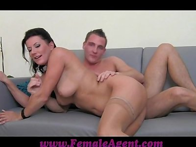 FemaleAgent Make me cum from behind